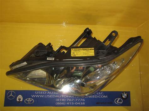 lexus used parts 28 images lexus headlight halogen