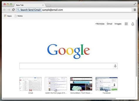 Search From Address Bar How To Search Gmail Compose New Emails From Chrome S Address Bar 171 Digiwonk