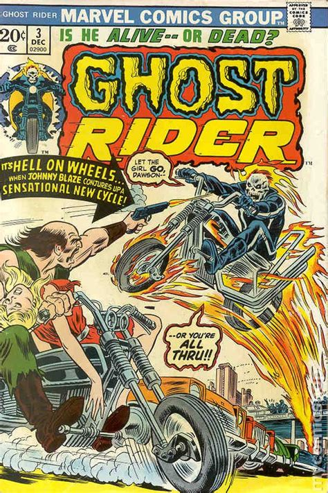 ghost rides books ghost rider 1973 1st series comic books
