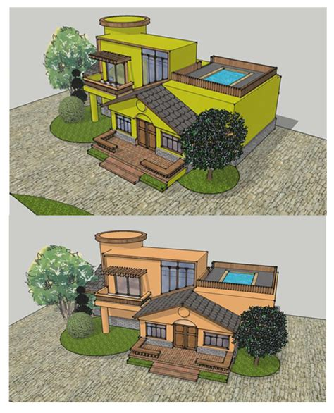 home design using google sketchup google sketchup dream house design designer ako