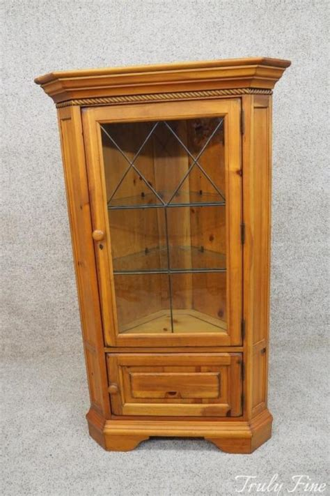 Small Curio Cabinets Shop Collectibles Daily