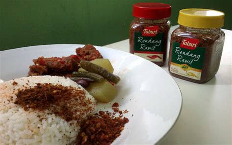 Khusus Jakarta Original Minyak Kayu Putih Cap Ayam 620ml rendang rawit pedas gurih bumbu rendang tabur untuk nasi
