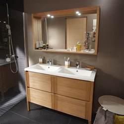 Exceptional Meuble Sous Evier Cuisine Leroy Merlin #12: Meuble-de-salle-de-bains-fjord-plaquage-chene-naturel-120-cm.jpg