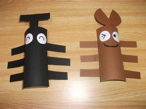 Preschool Toilet Paper Roll Crafts - preschool crafts for easy toilet paper japanese