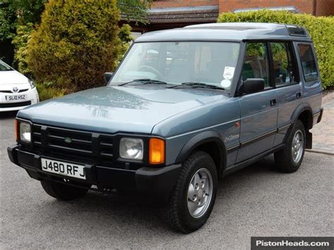 land rover discovery 1992 used 1992 land rover discovery for sale in cheshire
