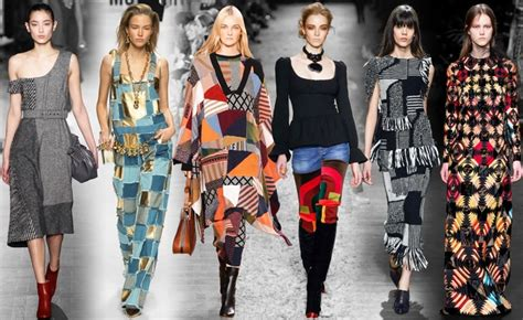 Top It New Year Trend Couture In The City Fashion by Patchwork Trend To Turn Your From Boring To