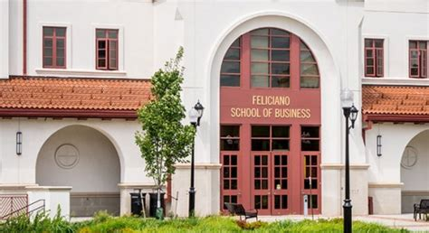 Montclair State Mba Curriculum by Njbiz Readers Give Feliciano School Of Business Programs