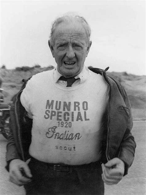 Burt Munro: Offerings To The God Of Speed