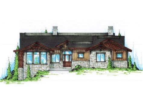 craftsman house plans with walkout basement award winning craftsman house plans craftsman house plan