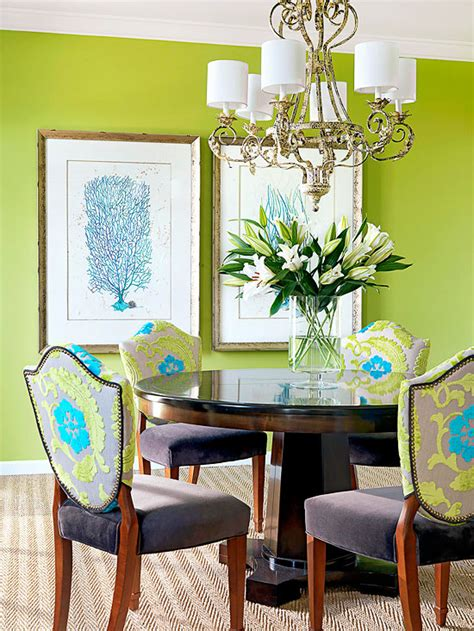 Green Dining Room Photos Bhg Style Spotters