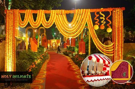 Special Bengali Wedding decoration   let's party