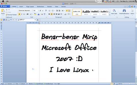 membuat makalah microsoft excel 2007 linux opensource phreaking nikmati microsoft office