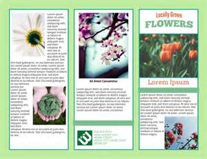 brochures templates free tri fold brochure templates exles 15 free