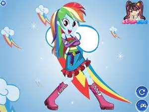 Pony rainbow dash game
