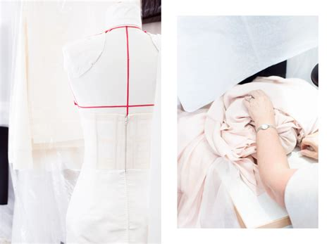 An Inside Look At Chanel Part Four by Chanel Haute Couture Part Ii In Four Months