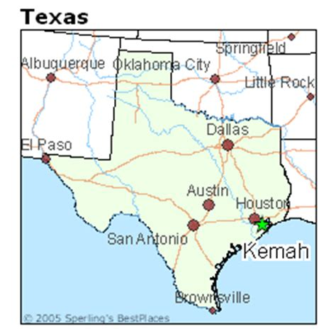 kemah texas map best places to live in kemah texas