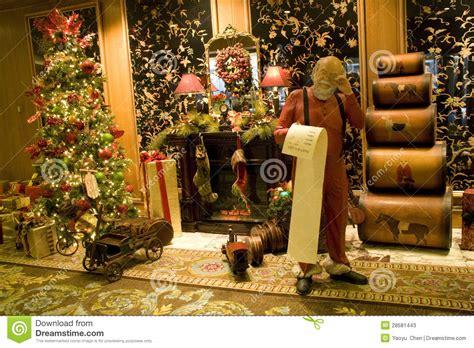 interior christmas decorations macollinsdesign com luxury interiors christmas stock image image of gold