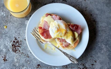 Classic Eggs Benedict Two Ways Beginner And Expert by Cooking Classics Eggs Benedict Buttermilk Lipstick