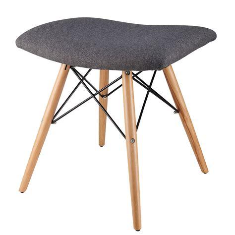 hocker grau hocker hocker log stool solid black modern concrete