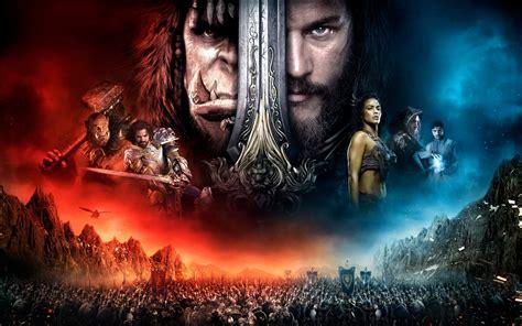 wallpaper warcraft  movies fantasy movies