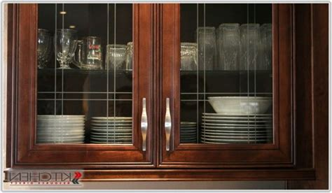 Kitchen Cabinet Door Inserts by Leaded Glass Cabinet Door Panels Cabinet Home