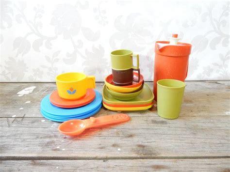 Tupperware Playful Canister Poppy Froggy 123 best vintage designer kitchen images on etsy vintage vintage dishware and