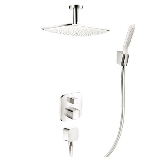 Hansgrohe Shower Systems by Hansgrohe Hg Prshowersys2 Puravida Shower System With