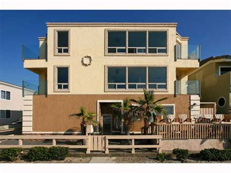 San Diego Vacation Homes For Rent - ocean front penthouse san diego vacation rentals details mission beach house vacation rentals