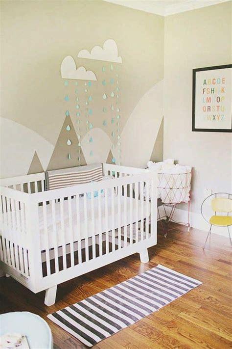 room murals 34 gender neutral nursery design ideas that excite digsdigs