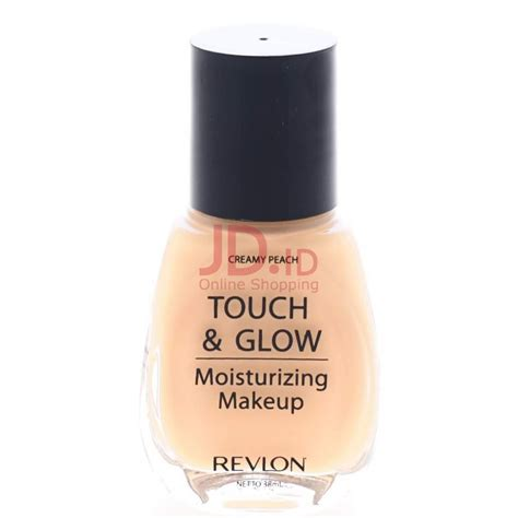 Revlon Touch And Glow Foundation jual revlon touch glow liquid make up 38