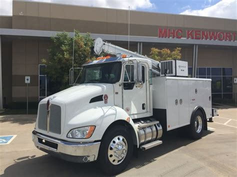 kenworth mechanics truck kenworth t270 service trucks utility trucks mechanic