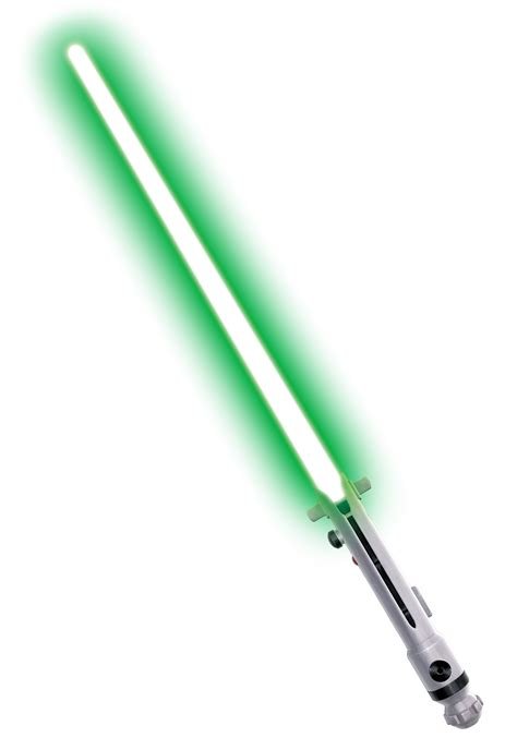 ahsoka lightsaber green wars lightsaber
