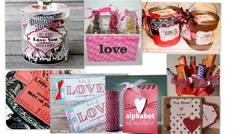 Handmade Valentines Presents - easy last minute diy s gifts i dig