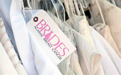 Brides Against Breat Cancer In Baltimore by Wed Exchange Loveinthed
