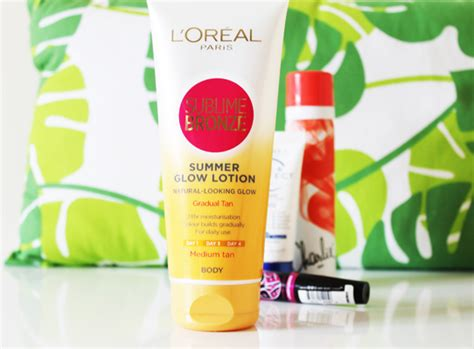 Bake Month Loreal Sublime Glow Daily Moisturizer by My Products Tried And Tested