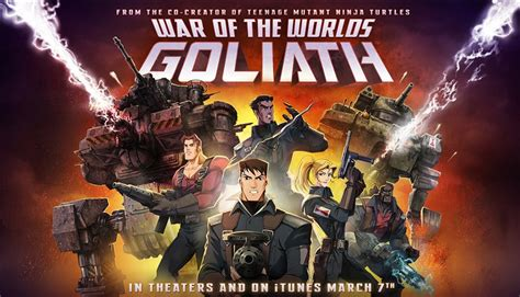 war of the worlds goliath animated steunk movie war of the worlds goliath film clip and images geektyrant