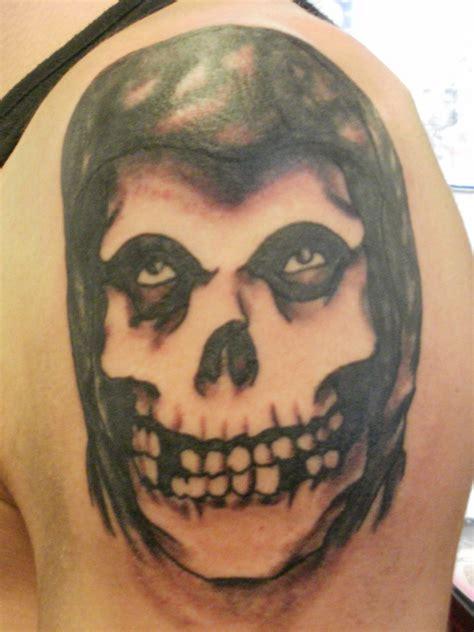 misfits tattoo designs misfits skull by ckirkillustr8 on deviantart