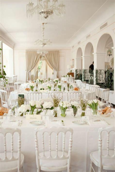 Hochzeitsdeko Ideen by Tischdeko Mit Tulpen Festliche Tischdeko Ideen Mit