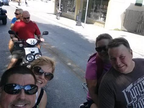 Scooter Rentals Key West Reviews Glenn And Susan In Key West Fl On Scooter From Blue Sky