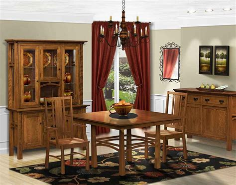 Dining Room Sets Indianapolis by Amish Made Diningroom Sets