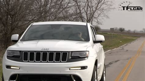 Jeep Srt8 Wiki 2014 Jeep Grand Srt 0 60 Mph Launch Test