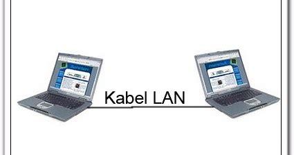 Kabel Data Asus Tidak Terbaca Di Laptop cara menghubungkan 2 laptop dengan kabel lan lini edukasi sma ma