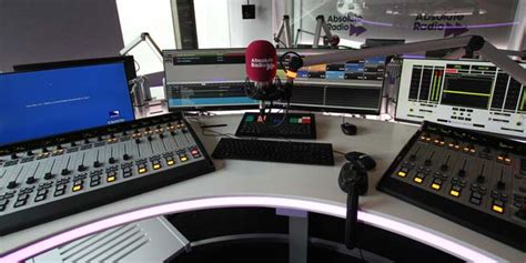 radio studio desk aka design radio studio furniture and voice