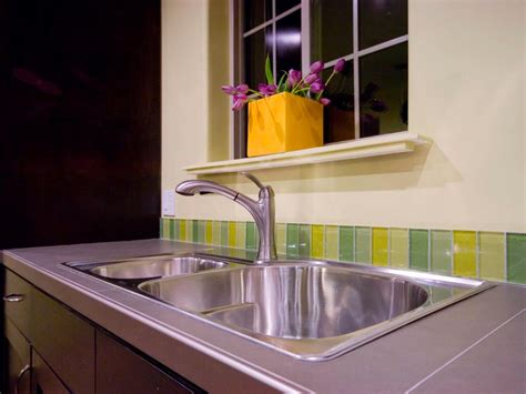 backsplash kitchen tiles tin backsplashes hgtv