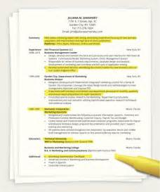 How To Make A Summary For A Resume How To Write A Resume Summary Statement