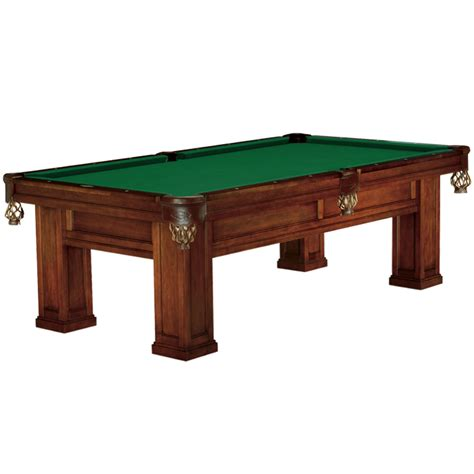 Brunswick Billiard Tables by Brunswick Contender Oakland 8 Ft Pool Table