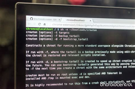 hacking  chromebook  fun  easier    android central