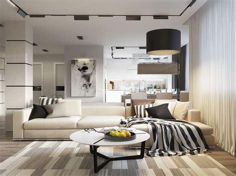Wohnzimmer Deco by Minimalist Modern House Architecture Amazing