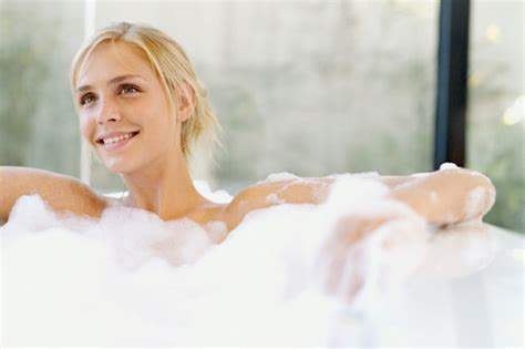 women in bathtub 10 mind and body saving tips to beat the post holiday