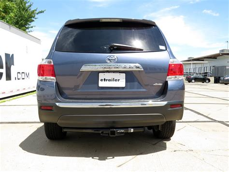 2008 Toyota Highlander Towing Capacity 2008 Toyota Highlander Trailer Hitch Draw Tite